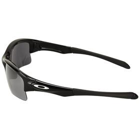 Oakley Quarter Jacket Junior polished black/black iridium